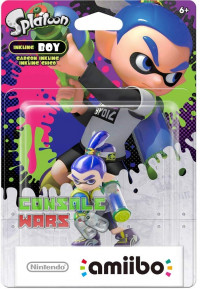 Amiibo Splatoon Boy (Nintendo Switch)
