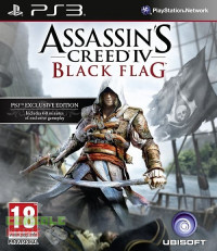 Assassin`s Creed 4 Black Flag (PS3)