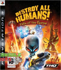Destroy All Humans (PS3)