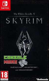 The Elder Scrolls V Skyrim (Nintendo Switch)