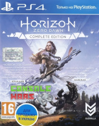 Horizon Zero Dawn Complete Edition | ключ активации (PS4)