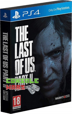 The Last of Us Part II Special Edition (PS4)