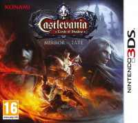 Castlevania Lords of Shadow - Mirror of Fate (3DS)