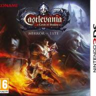 Castlevania Lords of Shadow - Mirror of Fate (3DS) - Castlevania Lords of Shadow - Mirror of Fate (3DS)