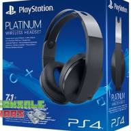 Platinum Wireless Stereo Headset PS4 - Купить Platinum Wireless Stereo Headset PS4 наушники