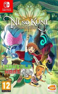 Ni No Kuni Wrath Of The White Witch (Nintendo Switch)