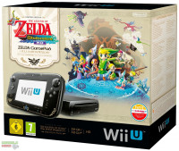 Nintendo Wii U The Legend of Zelda: Wind Waker HD Premium