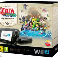 Nintendo Wii U The Legend of Zelda: Wind Waker HD Premium - Nintendo Wii U The Legend of Zelda: Wind Waker HD Premium