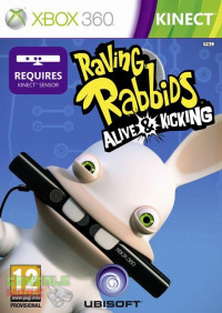 Raving Rabbids: Alive & Kicking
