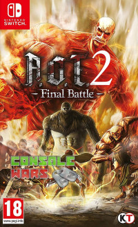 A.O.T.2 Final Battle (Nintendo Switch)