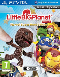 LittleBigPlanet Marvel Super Hero Edition (PS Vita)