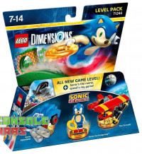 LEGO Dimensions Sonic Level Pack