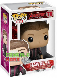 POP! Bobble Marvel: Avengers AOU Hawkeye