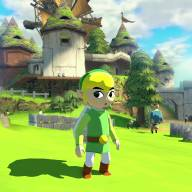 The Legend of Zelda The Wind Waker HD - The Legend of Zelda The Wind Waker HD