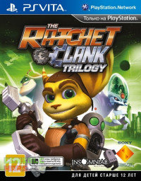 Ratchet and Clank Trilogy (PS Vita)