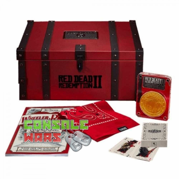 Red Dead Redemption 2 Collectors Box (Xbox One)