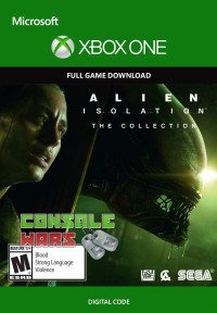 Alien Isolation The Collection (Xbox One Key)