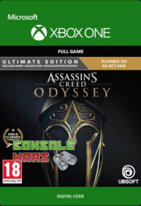 Assassins Creed Одиссея Ultimate Edition (Xbox One Key)