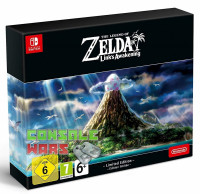 Legend of Zelda Links Awakening Limited Edition (Nintendo Switch)