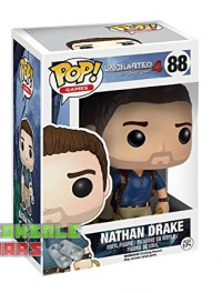 POP! Vinyl Uncharted Nathan Drake