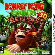 Donkey Kong Country Returns (3DS) - Donkey Kong Country Returns 3D