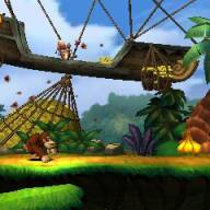 Donkey Kong Country Returns (3DS) - Donkey Kong Country Returns 3D для 3DS