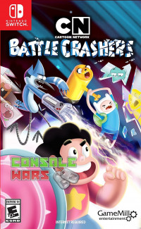 Cartoon Network Battle Crashers (Nintendo Switch)