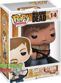 POP! Vinyl The Walking Dead Daryl