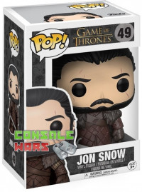POP Vinyl Game of Thrones: S7 Jon Snow