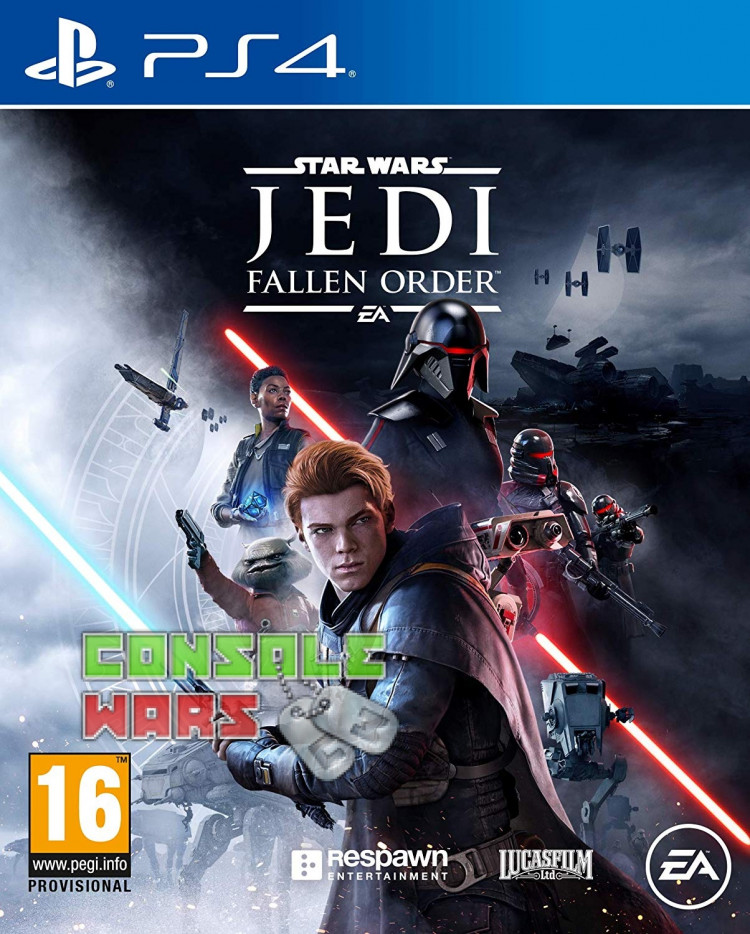 Star Wars JEDI Fallen Order (PS4)