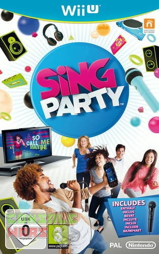 SiNG Party (Wii U)