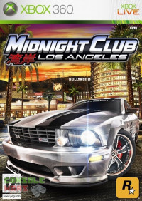 Midnight Club Los Angeles (Xbox 360)