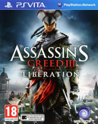 Assassins Creed III: Liberation (PS Vita)