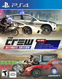 Crew Ultimate Edition (PS4)