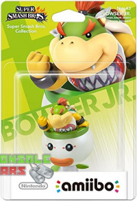 amiibo Smash Bowser Junior