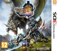 Monster Hunter 3 Ultimate (3DS)