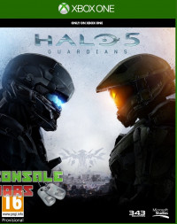 Halo 5 Guardians (Xbox One)