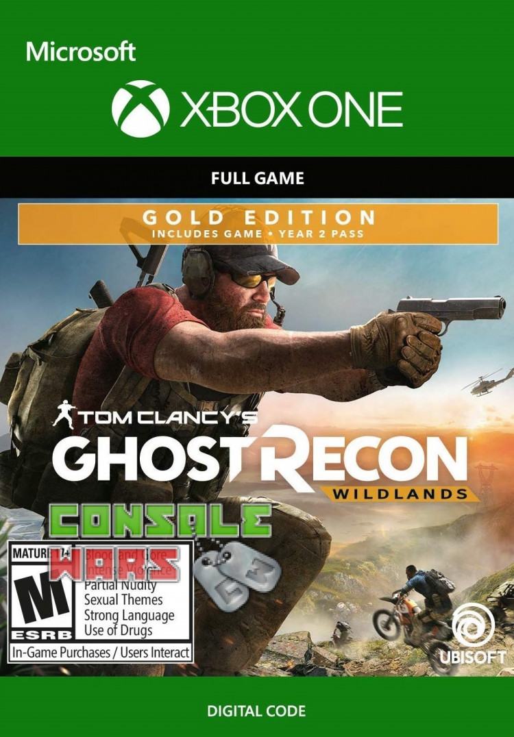 Ghost Recon Wildlands Ultimate Edition (Xbox One Key)