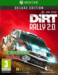 DiRT Rally 2.0 Deluxe Edition (Xbox One Key)