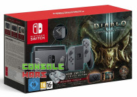 Nintendo Switch Diablo III Limited Edition + Case