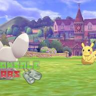 Pokemon Sword (Nintendo Switch) - Pokemon Sword (Nintendo Switch)