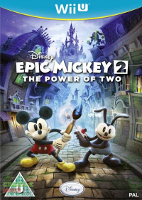Disney Epic Mickey 2: The Power of Two (Wii U)