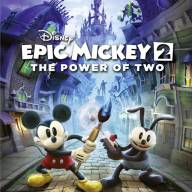 Disney Epic Mickey 2: The Power of Two (Wii U) - Disney Epic Mickey 2