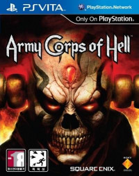 Army Corps of Hell PS Vita (PS Vita)