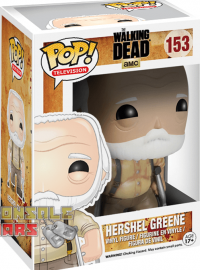 POP! Vinyl The Walking Dead Hershel
