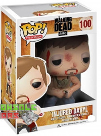 POP! Vinyl The Walking Dead Injured Daryl Arrow