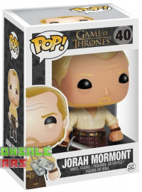 POP! Vinyl Game of Thrones Ser Jorah Mormont