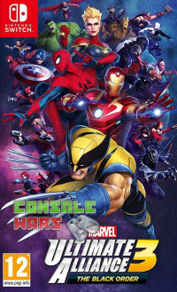 Marvel Ultimate Alliance 3 The Black Order (Nintendo Switch)