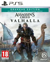 Assassin's Creed Valhalla (Вальгалла) (PS5)