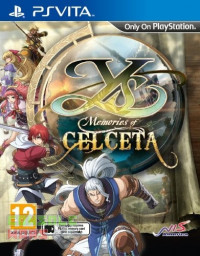YS: Memories of Celceta (PS Vita)